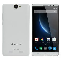 vkworld vk6050s 6050mAh 2GB RAM 5.5-Inch MTK6735 Quad Core Android 5.1 4G Smartphone Sale-Banggood.com