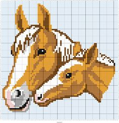 Horse and pony cross stitch. - Horse and pony cross stitch. Cross Stitch Pattern Maker, Easy Cross Stitch Patterns, Cross Stitch Borders, Simple Cross Stitch, Modern Cross Stitch, Cross Stitch Charts, Cross Stitch Designs, Cross Stitching, Cross Stitch Embroidery