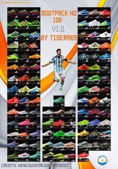 JUEGOS Y PROGRAMAS PC: Bootpack 100 V1.0 By Tisera 09 Pes2016