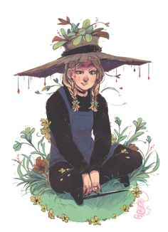 witchsona by cakeskin.deviantart.com on @DeviantArt