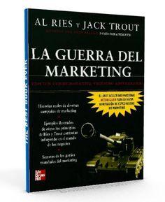 La guerra del marketing – Al Ries – Jack Trout – PDF  #marketing #mercadotecnia #LibrosAyuda  http://librosayuda.info/2016/04/06/la-guerra-del-marketing-al-ries-jack-trout-pdf/