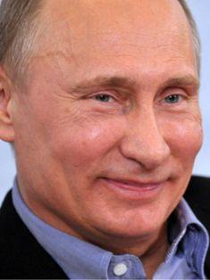 Vladimir Putin, Before and After | Beautyeditor