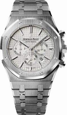 Audemars Piguet Royal Oak Chronograph 26320ST.OO.1220ST.02 Stainless Steel Watch | World's Best