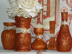 navy fall wedding ideas | , Wedding Receptions, Wedding Centerpieces, Wedding Decorations, Fall ...