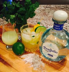 Mango Mash   1 1/2 oz Don Julio Blanco Tequila 1/2 oz Fresh Pressed Lime Juice 2 1/2 oz Topo Chico Sparkling Mineral Water 1 Tbsp Agave 4 Chunks Organic Mango Organic Cilantro 1 Lime Wedge Chi…