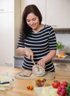 Das richtige Lagern von glutenfreiem Brot - Tanja`s glutenfreies Kochbuch Gluten Free Flour, Bread Bin, Gluten Free Breads, Gluten Free Recipes