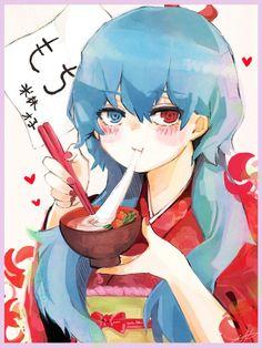 Saiko Yonebayashi, Lacuna, Kaneki, Tokyo Ghoul, Webtoon, Manhwa, Scene, Cosplay, Artwork