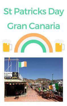 St Patricks Day Gran Canaria
