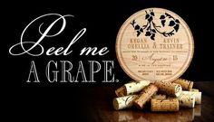 "Grape vine wood invitations laser cut into 1/16"" wood planks. http://www.invite-design.com/#!product/prd12/4250389065/wine-barrel-invitation-with-rsvp"