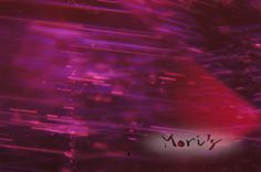 Silk Inclusion in untreated Burmese ruby. Mori's ruby