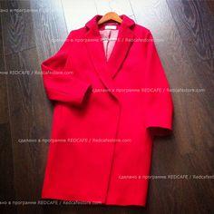 МК по мотивам пальто Stella McCartney / Мастер - класс по пошиву демисезонного пальто. Выкройка пальто
