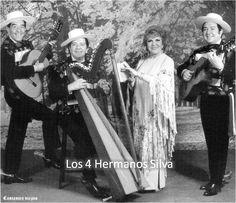 Cuarteto Hermanos Silva 4 Sisters, Singers, Historia, Fotografia