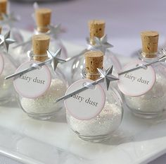 Cute favor idea for a Tinkerbell party :) …