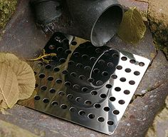 Offering a Drain Guards with an Affordable Price ranges through online Orders @ www.steelsparrow.com with a make of Thermodrain Drain Covers