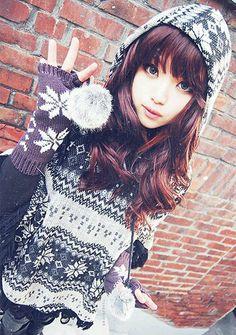 Ulzzang Ulzzang Fashion, Harajuku Fashion, Kpop Fashion, Ulzzang Girl, Cute Korean Fashion, Korean Street Fashion, Asian Fashion, Kawaii Clothes, Kawaii Girl