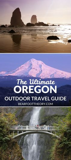 Plan an adventurous trip to Oregon with our outdoor travel guide featuring the best outdoor activities, parks & most popular Oregon blog posts.