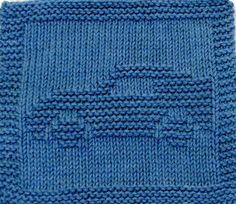 Knitting Cloth Pattern CORVETTE PDF by ezcareknits on Etsy, $3.00