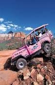 Pink Jeep Tours ~ Sedona AZ ~