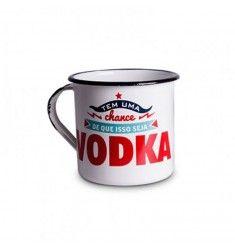 Vodka... só que não! - Tamanho M