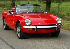 Triumph Spitfire MK III 1967 Maintenance/restoration of old/vintage vehicles: the material for new cogs/casters/gears/pads could be cast polyamide which I (Cast polyamide) can produce. My contact: tatjana.alic@windowslive.com