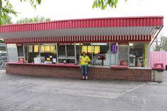 Indiana Flavors: Budges Lafayette Indiana