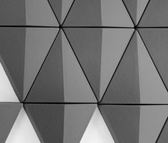 Bits Acoustical Wall by Abstracta
