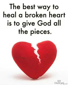 God's love is sufficient!