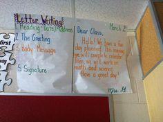 Grade 2 - Letter Writing