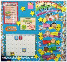 calendar / job bulletin board