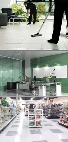 Alluxion Commercial Cleaners - Atlanta, GA