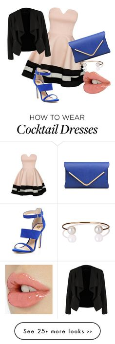 """Summer Cocktail Party"" by ariaxschenk on Polyvore"