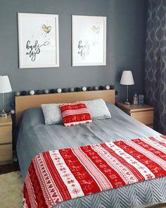 Z świątecznym akcentem #sypialnia #swiatecznasypialnia #bedroom #bedroomstyle #bedroomdesign #bedroomdecor #bedrooms #bedroomset #bedroomstyling #christmasbedroom #christmas #christmasdecorations #christmasdecor #christmastime #xmas #xmastime #xmasdecor #xmasdecorations #happychristmas #pepco #ikea #ikeapolska - Architecture and Home Decor - Bedroom - Bathroom - Kitchen And Living Room Interior Design Decorating Ideas - #architecture #design #interiordesign #diy #homedesign #architect…