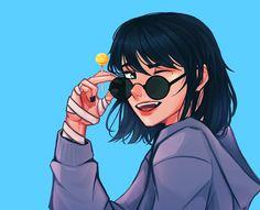 Sooyoung, Trippy Wallpaper, Different Art Styles, Epic Art, Girl Short Hair, Female Anime, Fantasy Women, Character Aesthetic, Otaku Anime