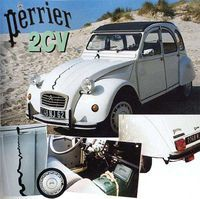 2CV Perrier Kit UK Supplier colour dark green