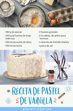 Quick Dessert Recipes, Mexican Food Recipes, Snack Recipes, Desert Recipes, Fall Recipes, Pastel Cakes, Just Cakes, Easy Snacks, Food Plating