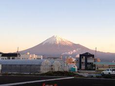 Mt.fuji 29-11-2013