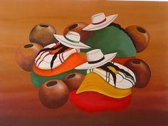South American Art, American Indian Art, Illustrations, Illustration Art, Peruvian Art, Latino Art, Tribal African, Southwestern Art, Quirky Art