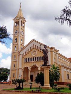 Matriz São João Batista - Jandaia do Sul (PR)