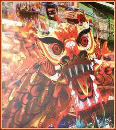 Miércoles Mudo - Dragón Chino