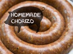 Homemade Chorizo Recipe - COOKSNAPEATLOVE