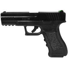 Pistola HPP CO2 Airgun Full Metal Blow Back 4,5mm - Umarex