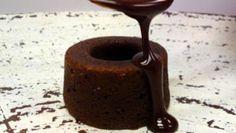 Deliciosa! Calda de chocolate cremosa - Comidinhas do Chef