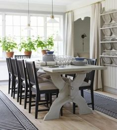 Décor de Provence: Scandinavian Design.