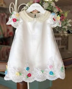 Fashion Shoes For Toddlers Girl Boyfash Kidsfashiondiy - Diy Crafts - Marecipe Kids Frocks, Frocks For Girls, Little Girl Outfits, Kids Outfits, Baby Girl Dresses, Cute Dresses, Girls Party, Dress Anak, Baby Frocks Designs