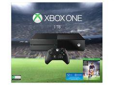 Console Xbox One 1TB com Controle Microsoft - Fifa 16 via Download e 1 Ano de EA Access com as melhores condições você encontra no Magazine Rgenestore. Confira!
