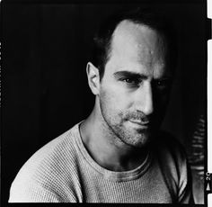 Christopher Meloni From Law and Order SVU. Break me off a piece of this hunk! :)