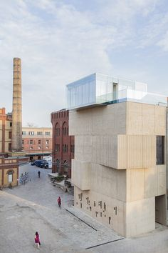 Museum for Architectural Drawing, Berlin by SPEECH Tchoban  Kuznetsov