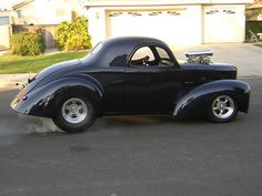 1941 Willys 2 Door Coupe For Sale in Fairfield, Illinois | Old Car ...