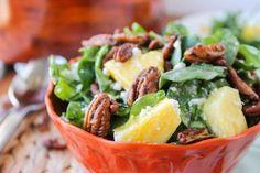 Una ensalada exquisita que nos cuentan cómo preparar desde el blog DIARIODECO.