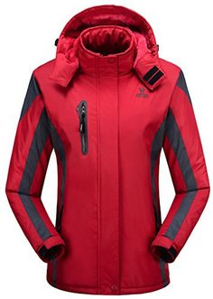Women's Alternative Outerwear Coats Snowboarding Fleece Lined Skiing Jackets Category: Jacket Coating: Outer Layer water protection with fleece lining waterproof: yes windproof: yes Season: season: Spring,Autumn,Winter Pressure Head: 5000~10000 mm Over Fabric: 100% Nylon Atmospheric Material: 8000 g/qm/24h Equipment: Outer Pockets: 3 insert pockets with adjustable cuff: yes with Hood: yes Hood can be removed: yes Size: Weight: 800-1400g product size guide information: North
